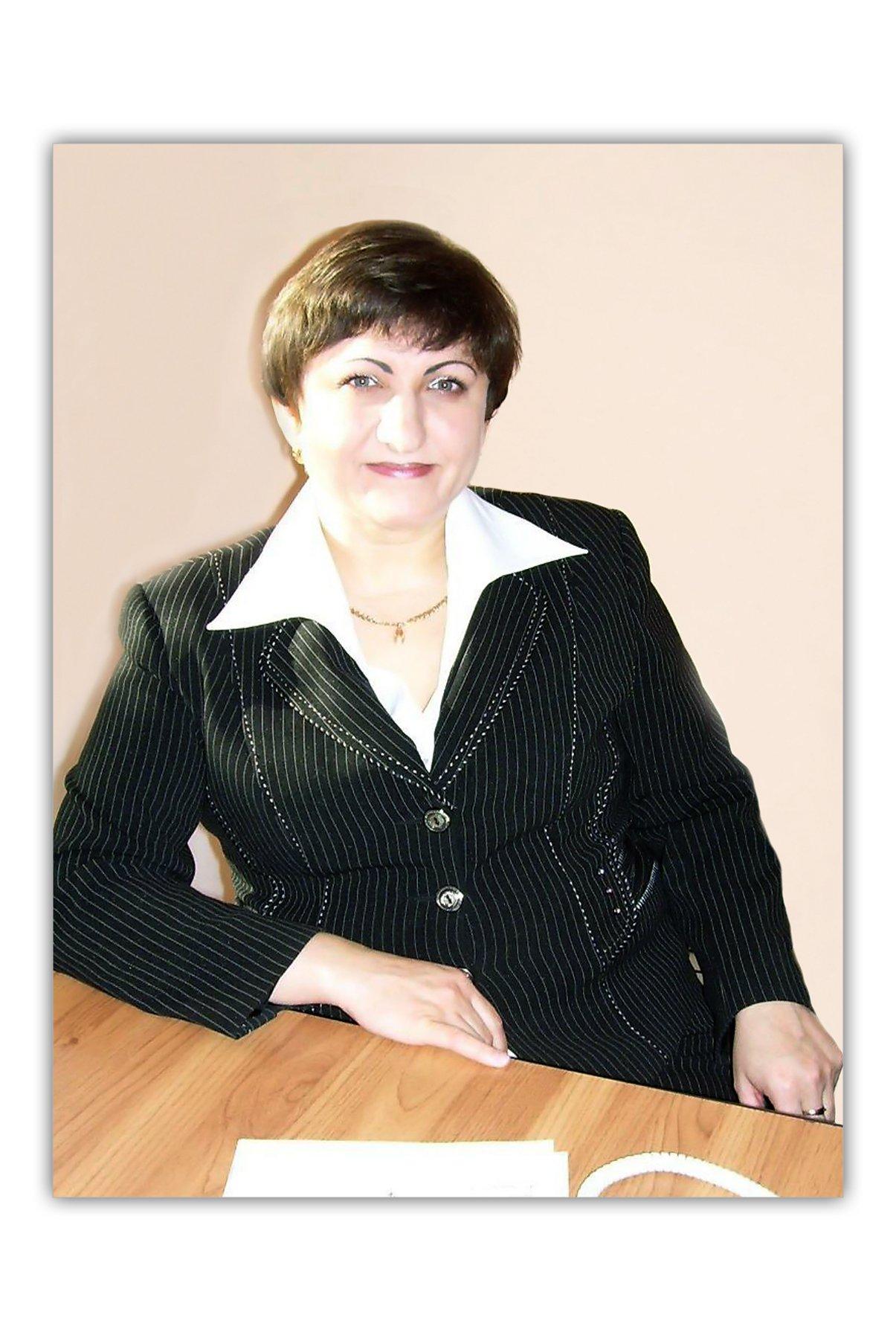 Загоруйко Ольга Петровна